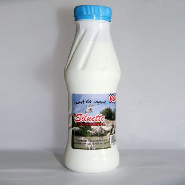 Iaurt de capra Siluette