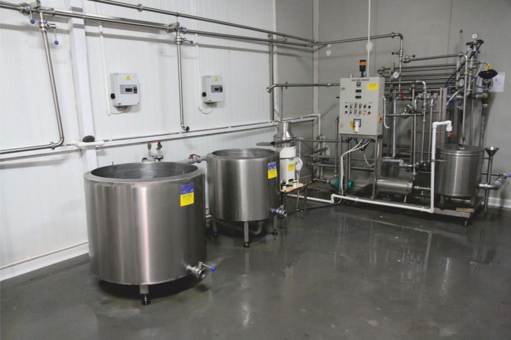 fabrica de lapte