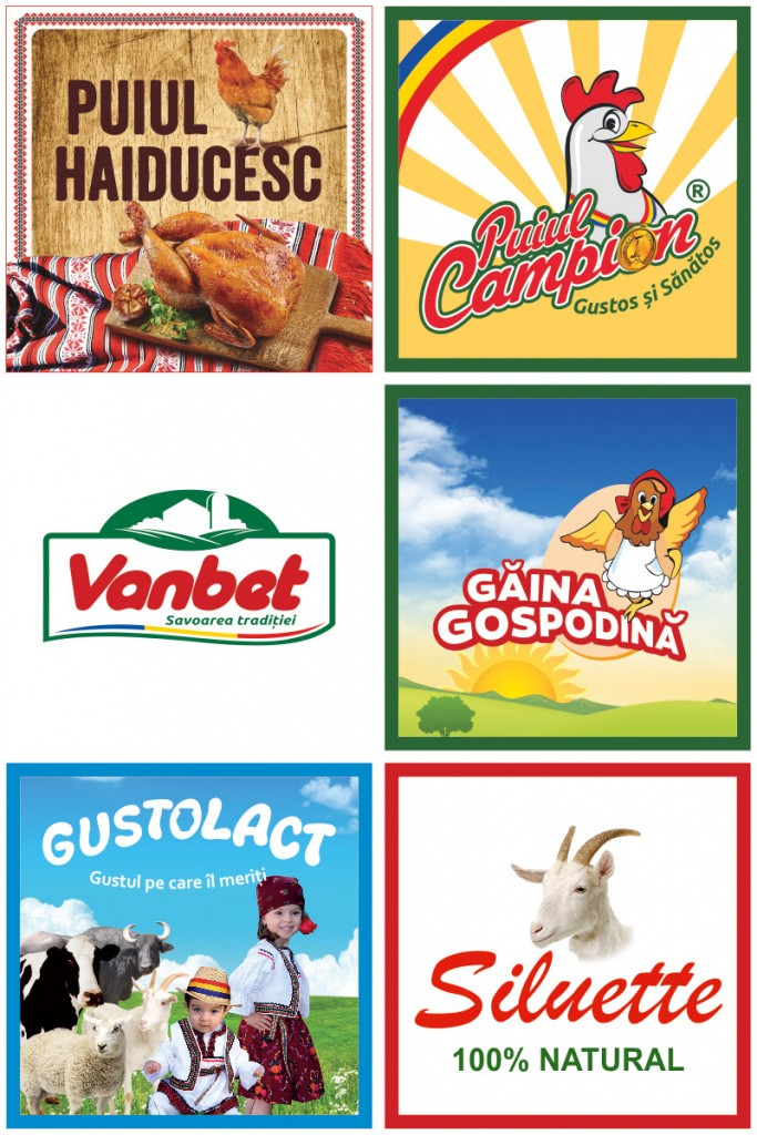 Brandurile Vanbet